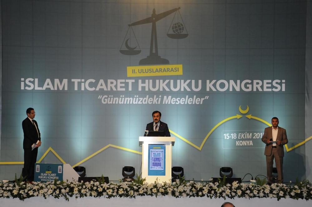 2. Uluslararası İslam Ticaret Hukuku Kongresi 25