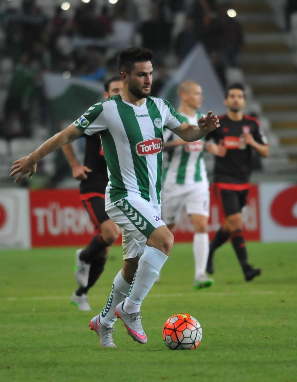 Torku Konyaspor-Gaziantepspor 1