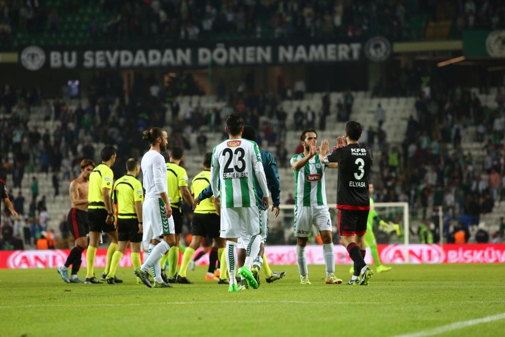 Torku Konyaspor-Gaziantepspor 13