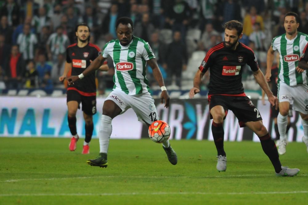 Torku Konyaspor-Gaziantepspor 3