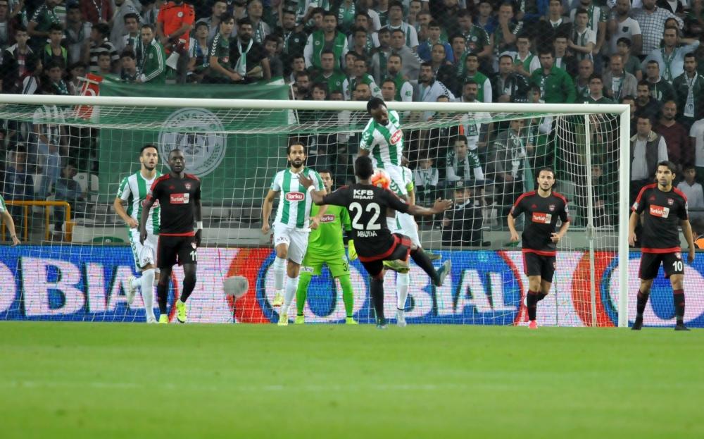 Torku Konyaspor-Gaziantepspor 5