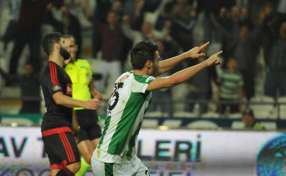 Torku Konyaspor-Gaziantepspor 6