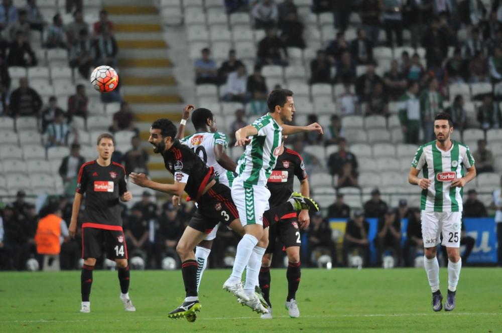 Torku Konyaspor-Gaziantepspor 9