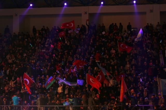 Türkvizyon Şarkı Yarışması Finali 11