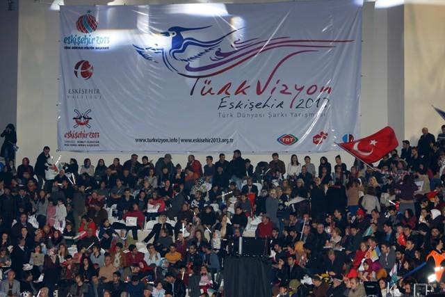 Türkvizyon Şarkı Yarışması Finali 12