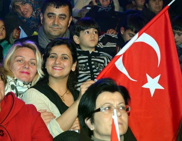 Türkvizyon Şarkı Yarışması Finali 16