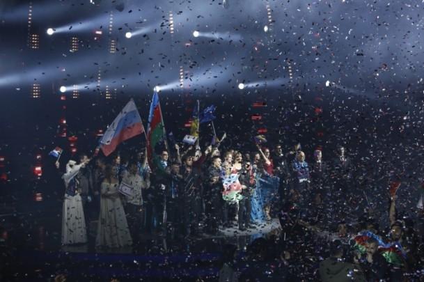 Türkvizyon Şarkı Yarışması Finali 21