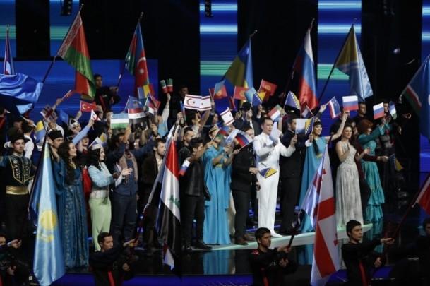 Türkvizyon Şarkı Yarışması Finali 25