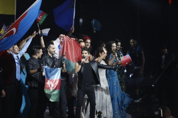 Türkvizyon Şarkı Yarışması Finali 27