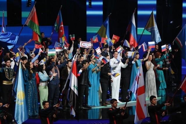 Türkvizyon Şarkı Yarışması Finali 3