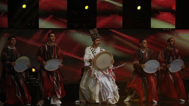 Türkvizyon Şarkı Yarışması Finali 4
