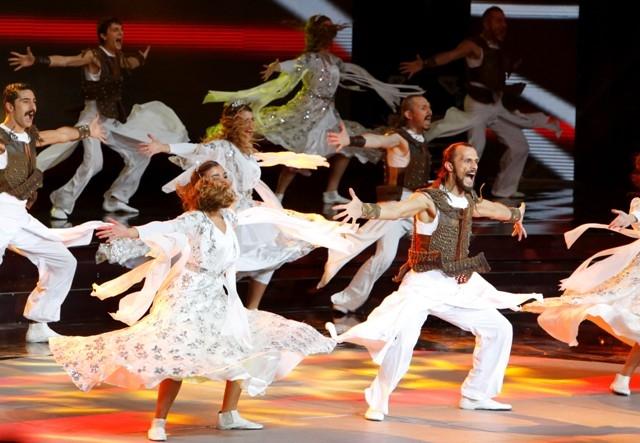 Türkvizyon Şarkı Yarışması Finali 6