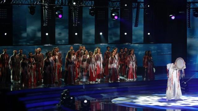 Türkvizyon Şarkı Yarışması Finali 8