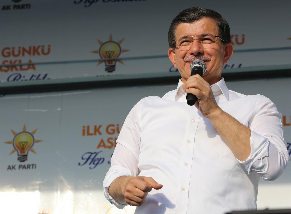AK Parti'nin Konya mitinginden kareler 25