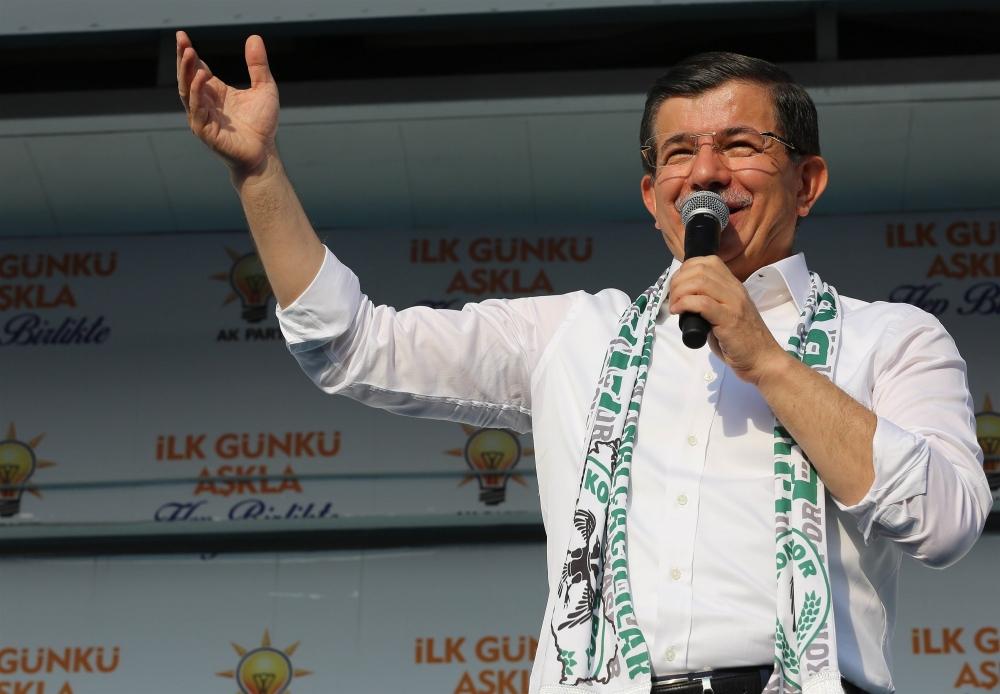 AK Parti'nin Konya mitinginden kareler 28