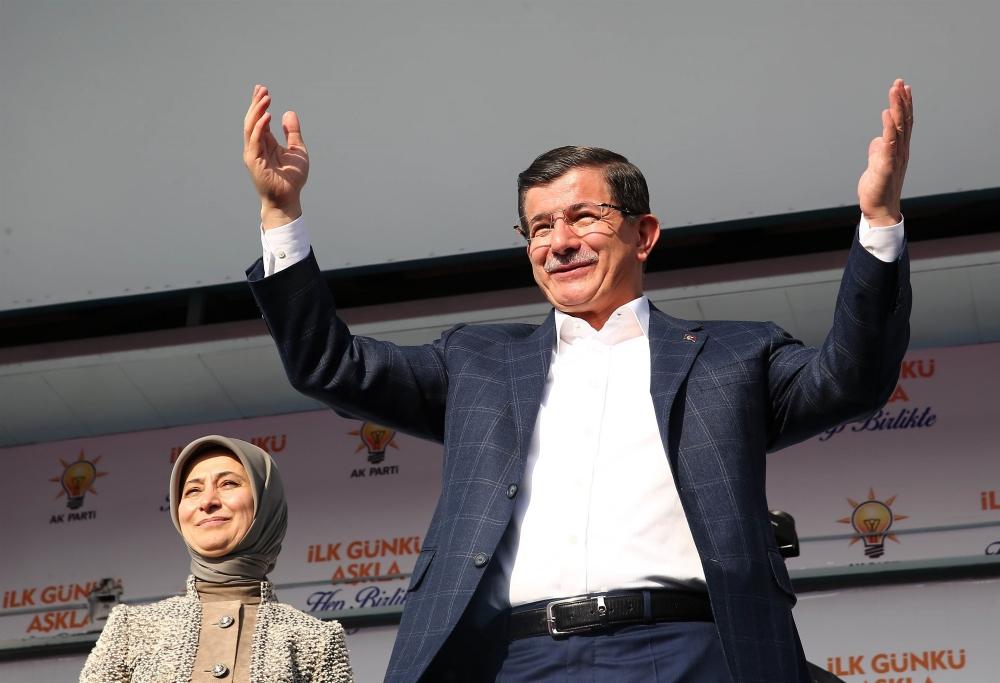 AK Parti'nin Konya mitinginden kareler 29