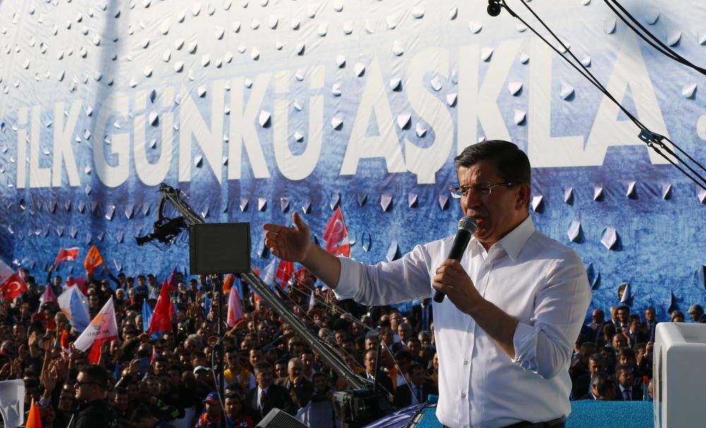 AK Parti'nin Konya mitinginden kareler 35