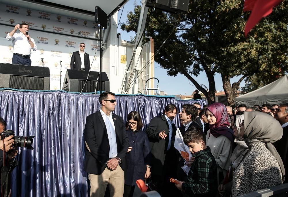 AK Parti'nin Konya mitinginden kareler 40