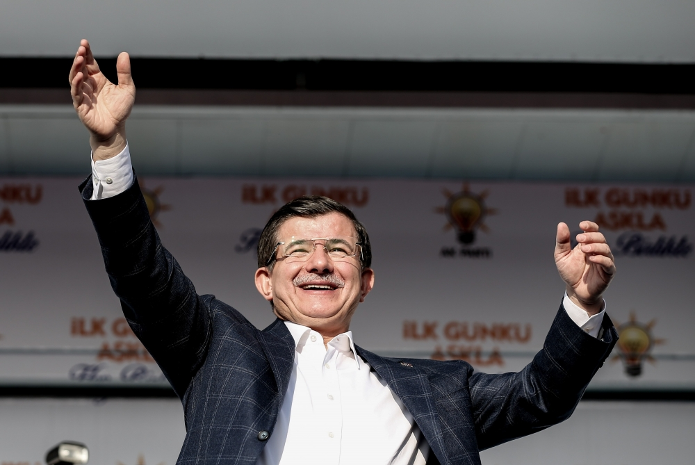 AK Parti'nin Konya mitinginden kareler 41