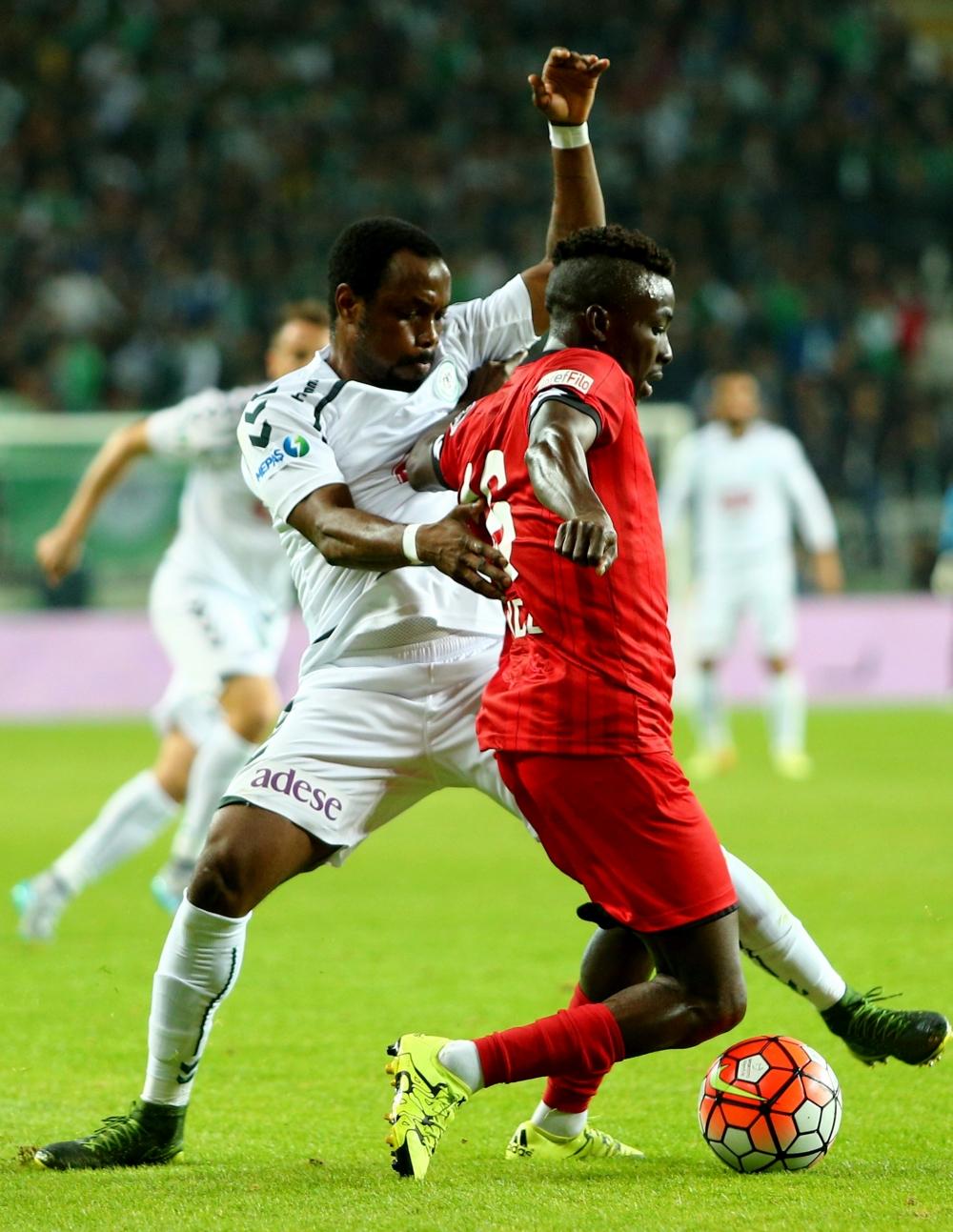 Torku Konyaspor: 0 Gençlerbirliği: 0 11