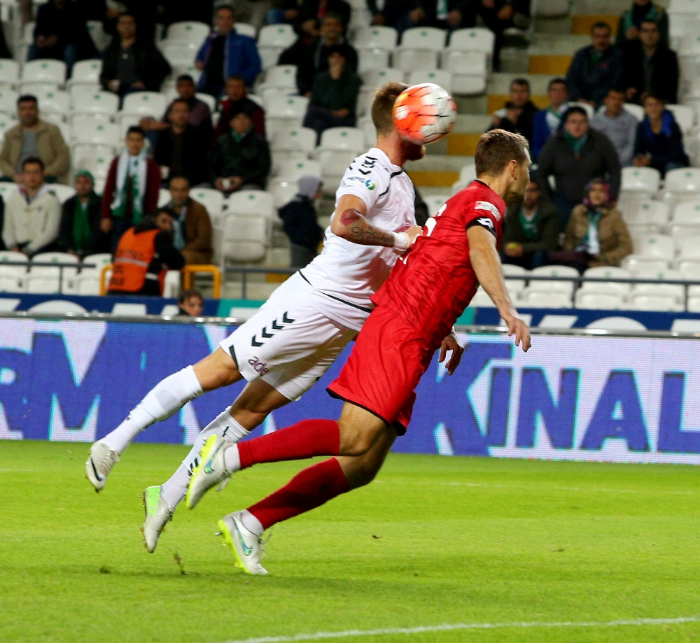 Torku Konyaspor: 0 Gençlerbirliği: 0 12