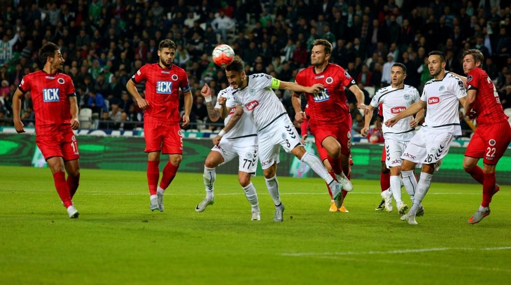 Torku Konyaspor: 0 Gençlerbirliği: 0 13