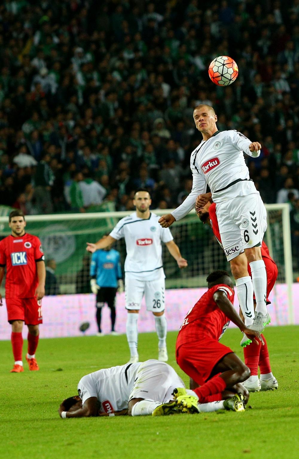Torku Konyaspor: 0 Gençlerbirliği: 0 15