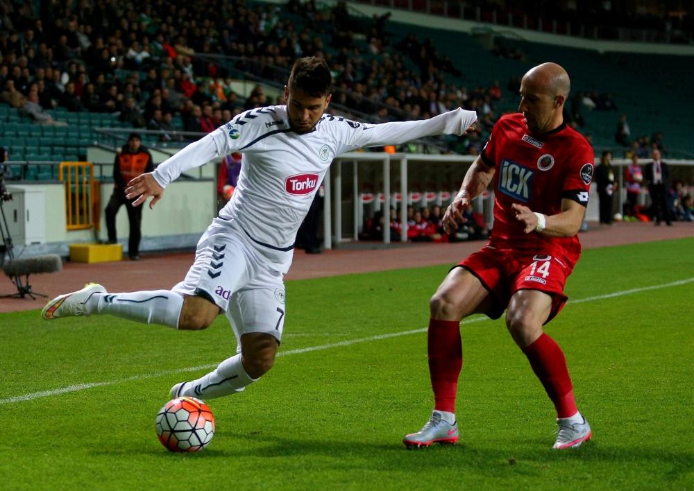 Torku Konyaspor: 0 Gençlerbirliği: 0 17