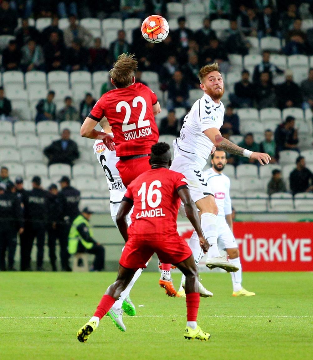 Torku Konyaspor: 0 Gençlerbirliği: 0 19