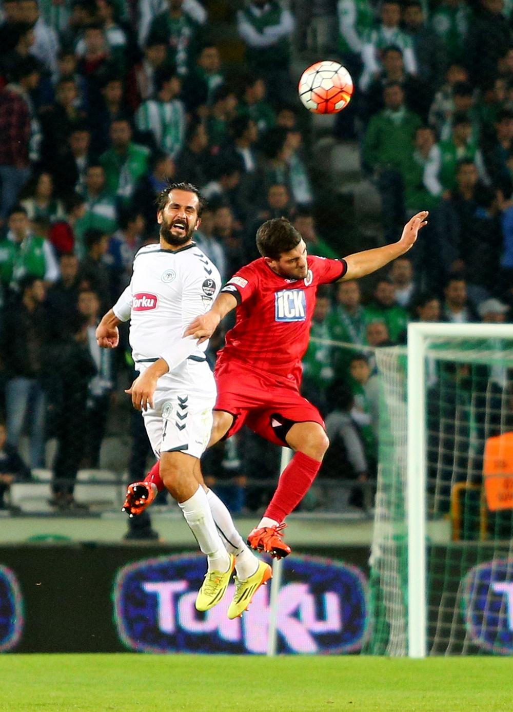 Torku Konyaspor: 0 Gençlerbirliği: 0 20