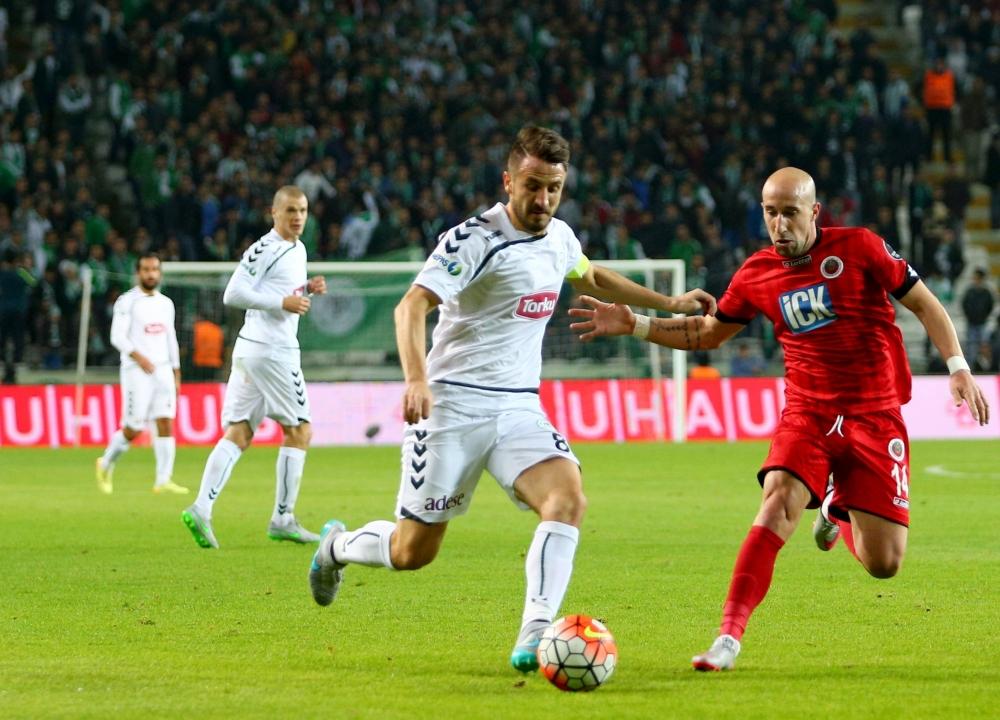 Torku Konyaspor: 0 Gençlerbirliği: 0 3