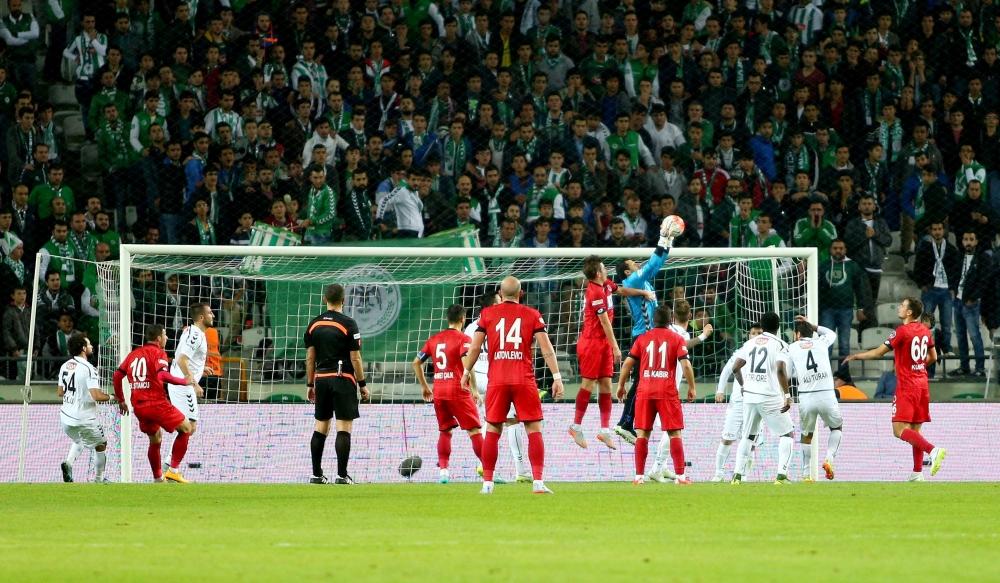 Torku Konyaspor: 0 Gençlerbirliği: 0 4