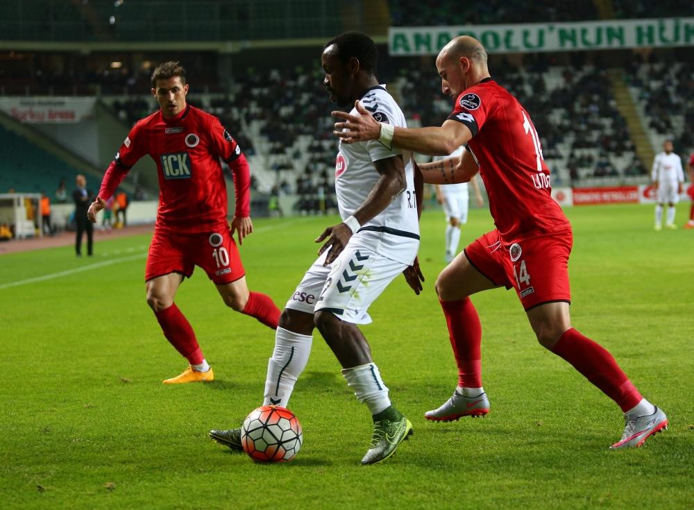 Torku Konyaspor: 0 Gençlerbirliği: 0 7