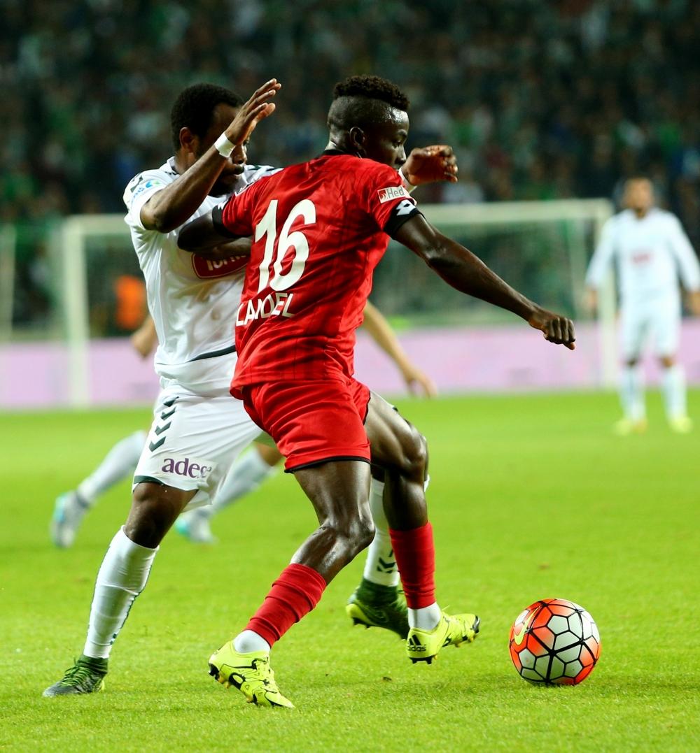 Torku Konyaspor: 0 Gençlerbirliği: 0 9