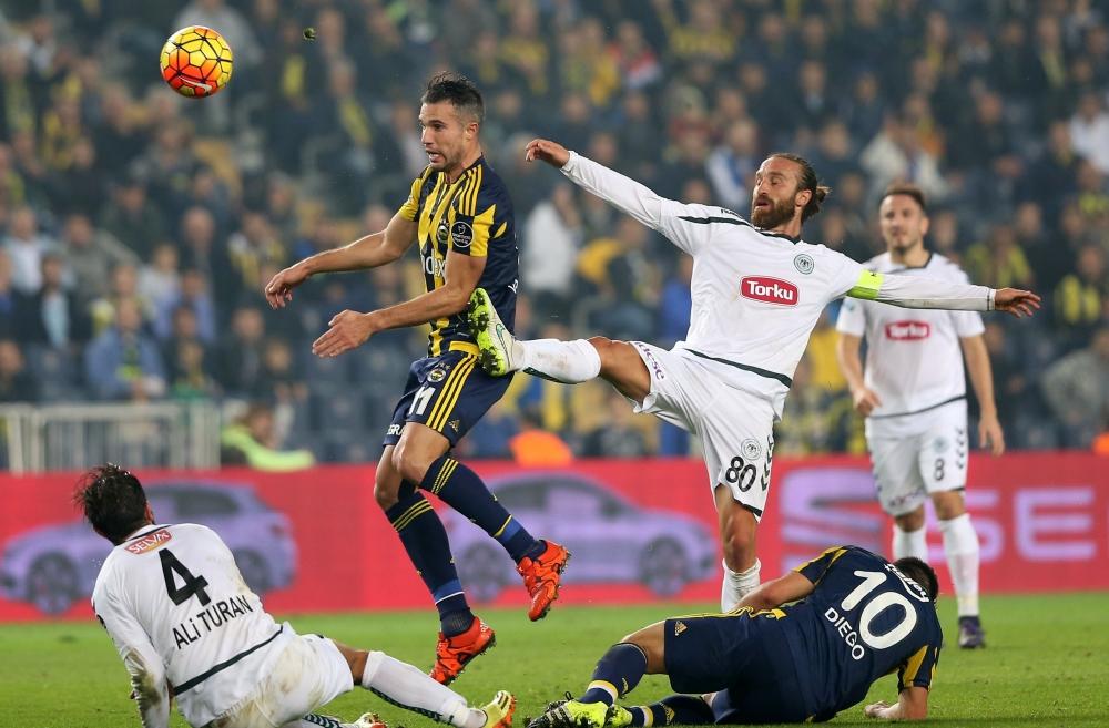 Fenerbahçe - Torku Konyaspor 16