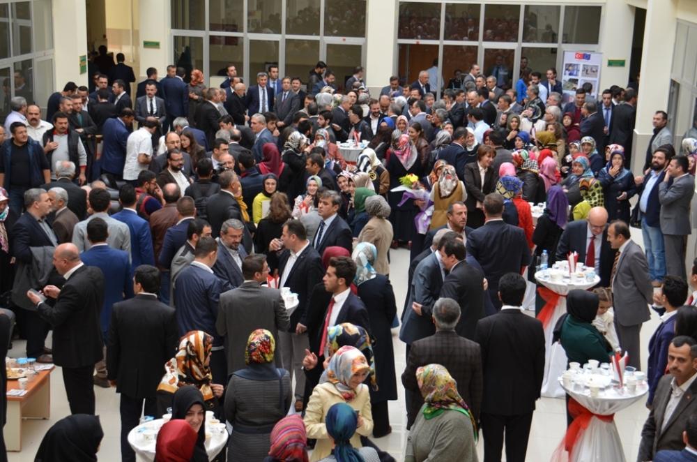 Konya milletvekilleri mazbatalarını aldı 17