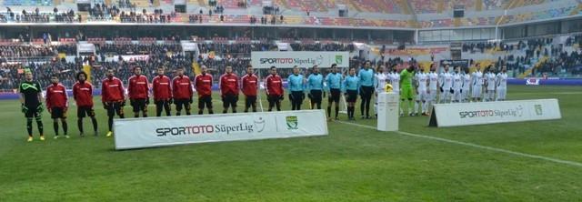 Kayserispor 0 - Torku Konyaspor 0 13