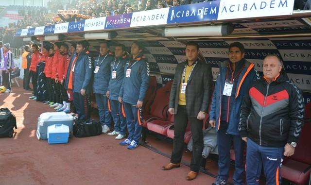 Kayserispor 0 - Torku Konyaspor 0 16
