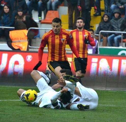 Kayserispor 0 - Torku Konyaspor 0 5