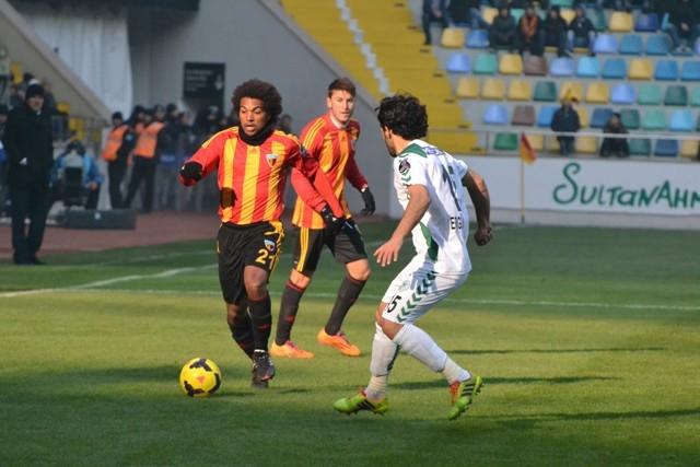 Kayserispor 0 - Torku Konyaspor 0 6