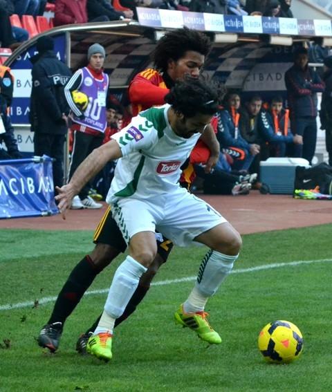 Kayserispor 0 - Torku Konyaspor 0 7