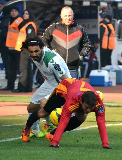 Kayserispor 0 - Torku Konyaspor 0 9