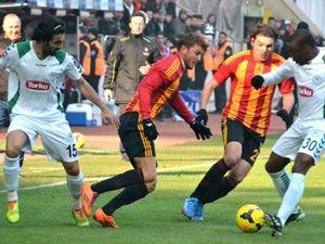 Kayserispor 0 - Torku Konyaspor 0