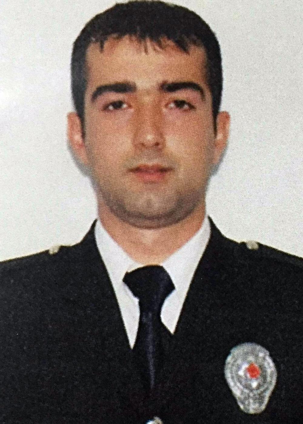 Şehit polis son yolculuğuna uğurlandı 29