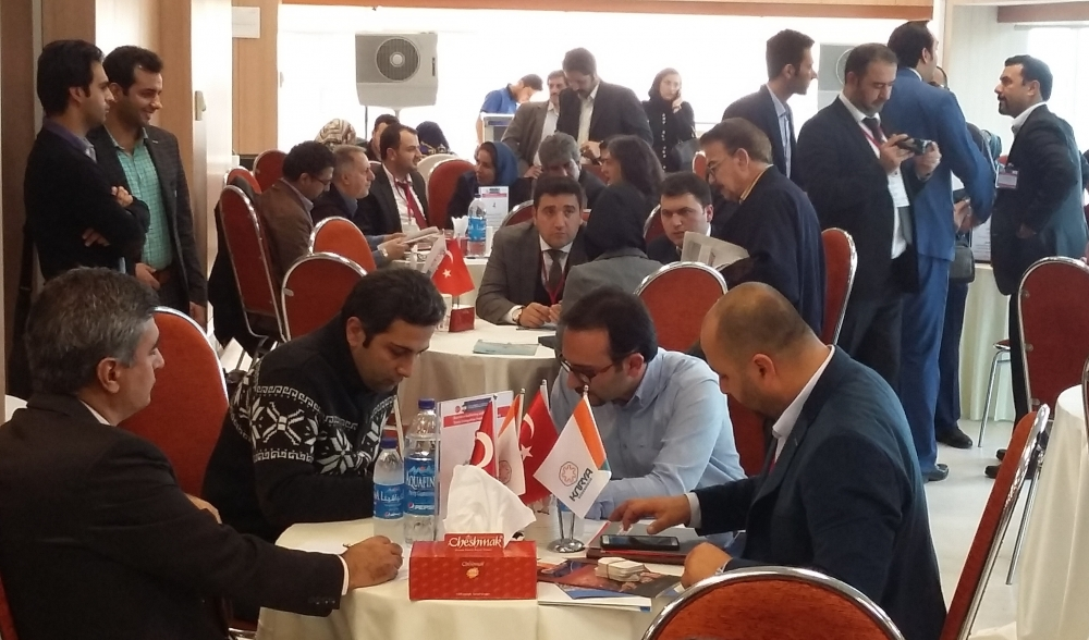"""""""Konyalı sanayicilerden İran pazarına dev adım"""" 1"""