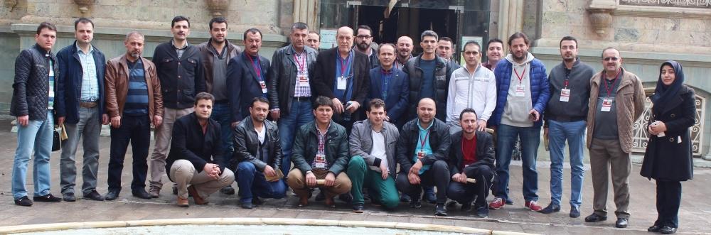 """""""Konyalı sanayicilerden İran pazarına dev adım"""" 2"""