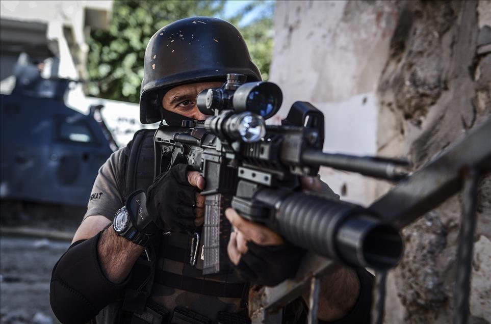 Silvan'daki terör operasyonunda büyük başarı 6