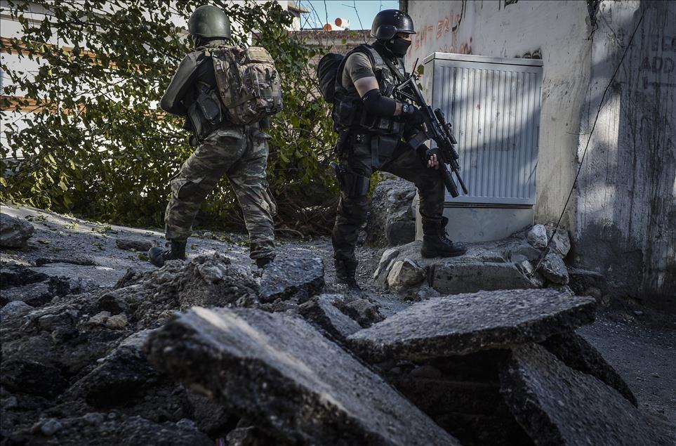 Silvan'daki terör operasyonunda büyük başarı 7