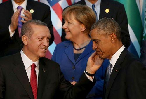 G20 Liderler Zirvesi'nin aile fotoğrafı 5