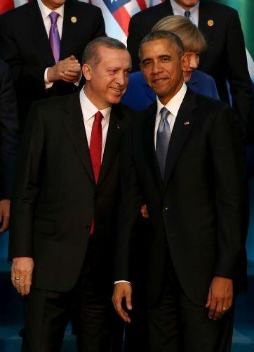 G20 Liderler Zirvesi'nin aile fotoğrafı 9